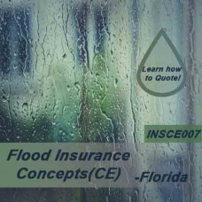 Florida: 3 hr All Licenses CE - Flood Insurance Concepts