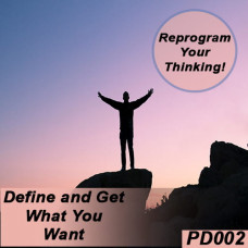 Define and Get What You Want (PD002)